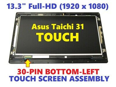 Full HD 13.3' ASUS TAICHI 31 Touch Screen LCD Display Assembly N133HSG-WJ1
