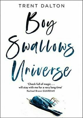 NEW Boy Swallows Universe By Trent Dalton Hardcover Free Shipping
