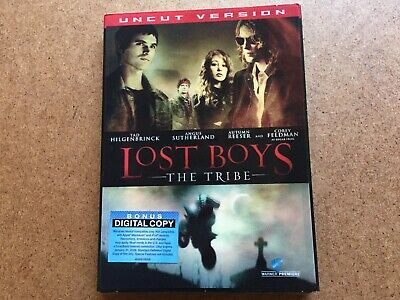 Lost Boys The Tribe Dvd New & Sealed