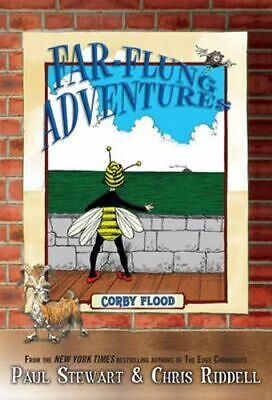 NEW Corby Flood By Paul Stewart Paperback Free Shipping