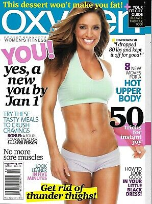 MEN'S FITNESS MAGAZINE Total Body Makeover Muscle Meals Workouts
