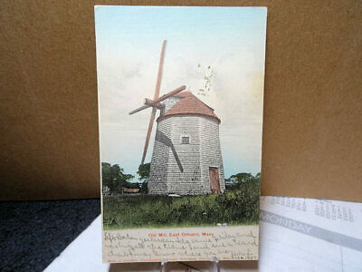 1907 Postcard Old Mill East Orleans Cape Cod Mass MA