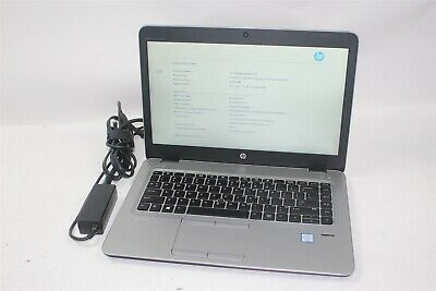 NEW HP ELITEBOOK 840 G3 Laptop i5-6300U CPU @2 4GHz 8GB 14
