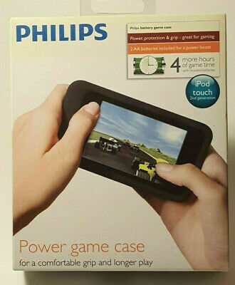 Philips Power Game Case for iPod Touch 2nd Generation