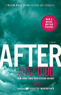 After (The After Series) by Anna Todd (2014, eBooks)