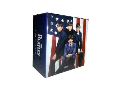 The Beatles 16CD+DVD Full Box Photo Collection Sealed Free shipping Car CDs