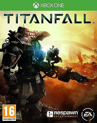 Titanfall -- New ----- for X-Box One
