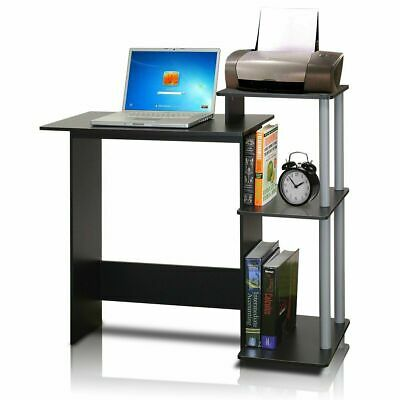 COMPUTER DESK TABLE Laptop Workstation Small Home Office Compact PC Furniture