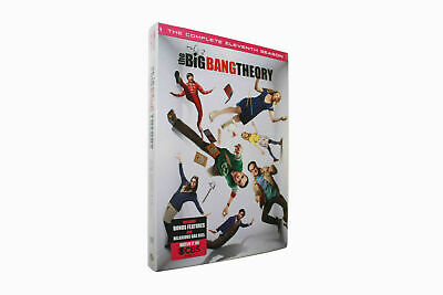 The Big Bang Theory: The Complete 11th Eleventh Season dvd NEW