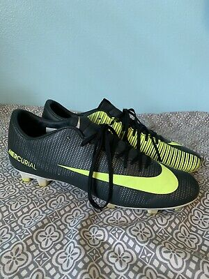 372852187 NIKE MERCURIAL VICTORY V CR7 TF Soccer Cleat (684878-404) Men's Size ...