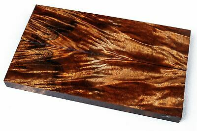 Stabilized Old Growth Curly Koa Knife Scales, Grips, Exotic Wood  SCL8219