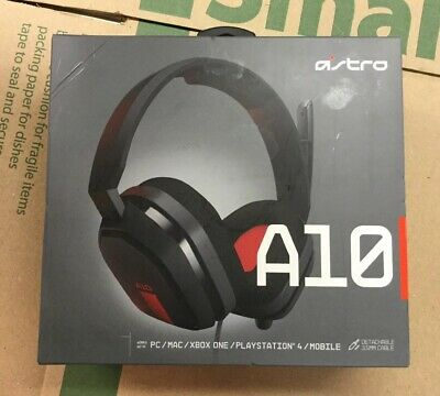 ASTRO A40 TR Gaming Headset for XBOX ONE PC MAC PS3 PS4