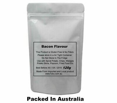 Popcorn Seasoning 29 Flavours You Pick Your Flavour E.g. Bacon