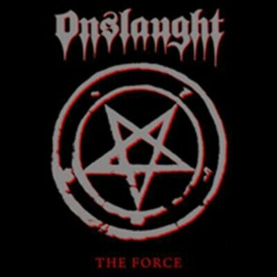Onslaught - The Force Neu CD