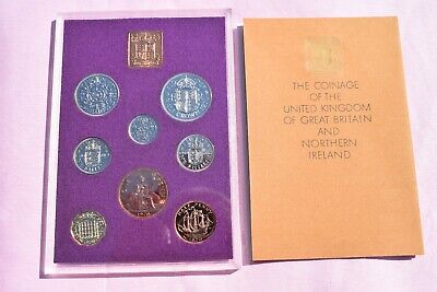 Royal Mint PROOF 1970 Coinage Of Great Britain & Northern Island SUPERB COIN #2
