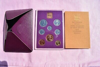 Royal Mint PROOF 1970 Coinage Of Great Britain & Northern Island SUPERB COIN #3