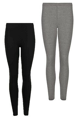 EX M&S Marks And Spencer Heatgen Thermo Damen Warme Leggings Hose