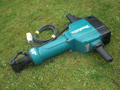 Makita HM1810 110v Heavy Duty Road Breaker New Lid jcb hilti bosch kango