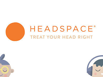 Headspace Subscribe 1 Year Warranty 12 Months Head Space