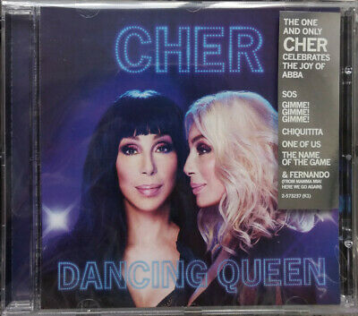 """Cher """" Dancing Queen (The Joy Of Abba) Cd """" Brand New & Sealed"""