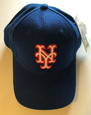 694d6e66badd72 New York Giants 1942 Cooperstown Collection Vintage Mlb Baseball Cap/Hat