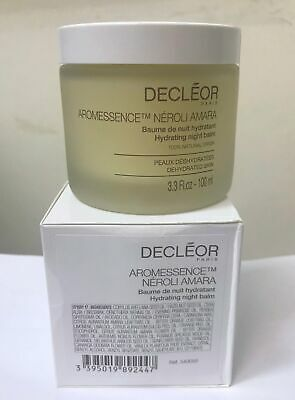 Decleor Aromessence Neroli Amara Hydrating Night Balm 100ml 3.3oz Salon #moouk