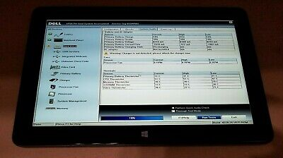 "Dell Venue 11 Pro 7130 MS i5-4210Y 1.50GHz, 4GB, Wi-Fi Tablet 10.8""/No SSD Drive"