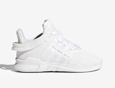 official photos c6105 cbf2e NEW ADIDAS EQT Support Toddler / Chalk White Size 10K