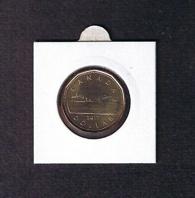 Canada 2012 Old Generation Style Loonie BU UNC From Roll