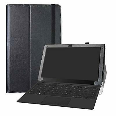 LFDZ Linx 12X64 Case-Slim Folio Folding Stand PU Leather Cover for Linx ,