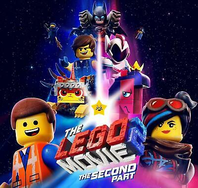 BN The Lego Movie The Second Part 2 You Choose BluRay & Case or DVD Animated