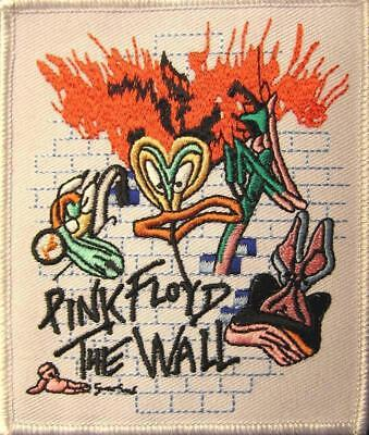 "PINK FLOYD AUFBÜGLER / EMBROIDERY PATCH # 14 ""THE WALL"" - AUFNÄHER - 10x8cm"