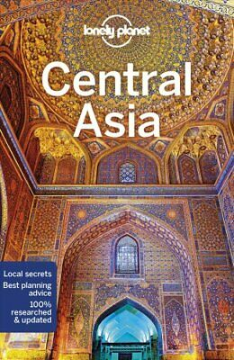 Lonely Planet Central Asia by Lonely Planet 9781786574640 | Brand New