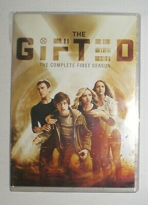 Marvel: Gifted: First Season 1 / One with Stephen Moyer & Amy Acker - dvd set