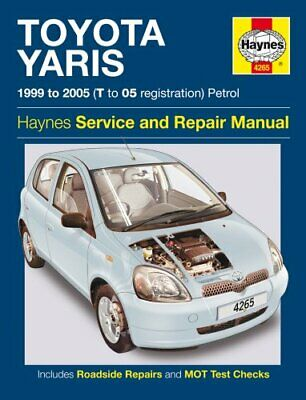Toyota Yaris by Haynes Publishing 9781785213243 | Brand New | Free UK Shipping