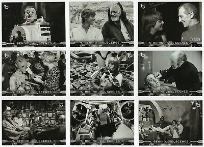 2018 Star Wars A New Hope Black and White Behind the Scenes - Pick Any See List