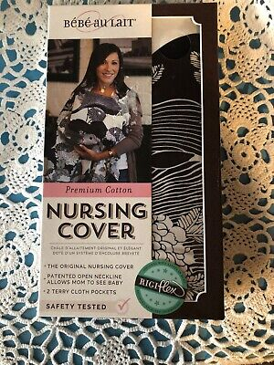 Bebe Au Lait Nursing Cover Yoko Design. New In Box