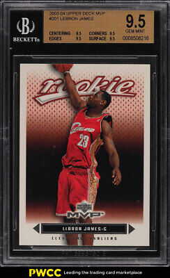 3f1b1cb9883 LEBRON JAMES 2003-04 Upper Deck NEW Sealed Box 20 Rookie Card RC Set ...