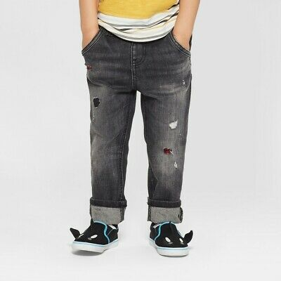 NWT OshKosh Toddler Boys Skinny Jeans Size 4T New With Tags Free Shipping