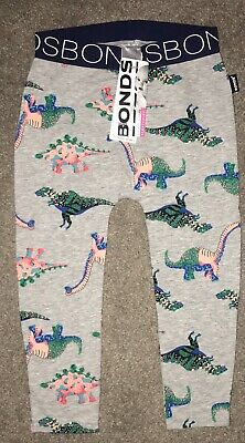 Bonds Size 2 Dinosaur Leggings