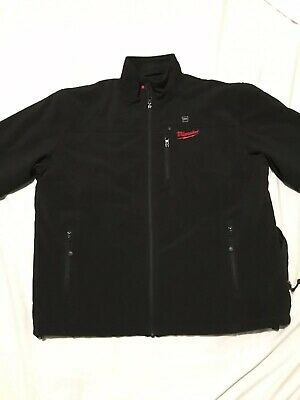 73616ab11df64 Milwaukee M12 Heated Winter Jacket (Jacket Only) Mens Size XL Pre-Owned