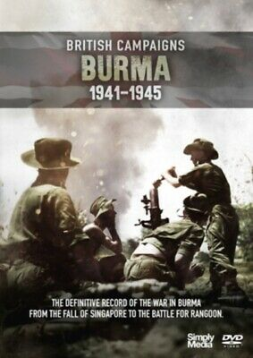 Nuevo British Campaigns - Birmania 1941-1945 DVD