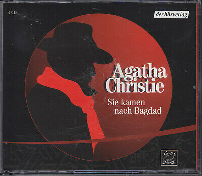 Agatha Christie : Miss Marple - Sie kamen nach Bagdad -  3 Audio-CDs