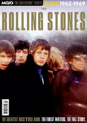 MOJO: The Collectors Series: The Rolling Stones: Hot Shots 1962 - 1969