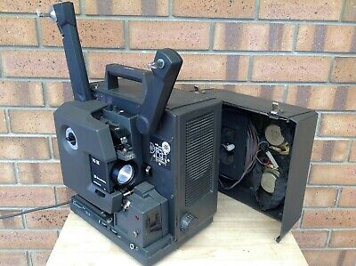 Vintage Bell & Howell Projector Model Tq Iii-1692 Autoload, Film, Collectable