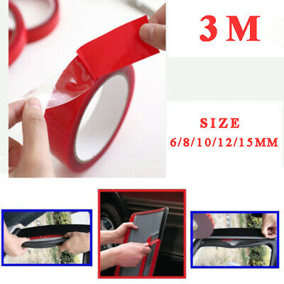3M High strength Double-sided Clear Transparent Acrylic Adhesive Tape Home