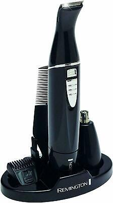 Remington Mens Grooming Kit Nose Ear Hair Trimmer Shaver Cordless Free Shipping