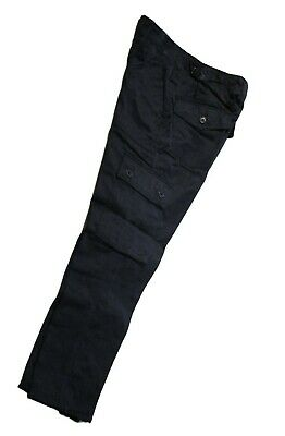 Kids Scout Outdoor Combat Trousers (6 Pocket Navy) **Great Value**