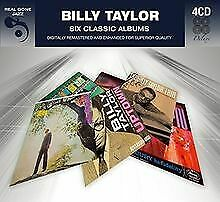 6 Classic Albums -Digi- by Billy Taylor | CD | condition very good
