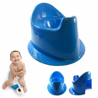 Potty Training Toilet Seat Baby Portable Toddler Chair Kids Girl Boy Trainer BL